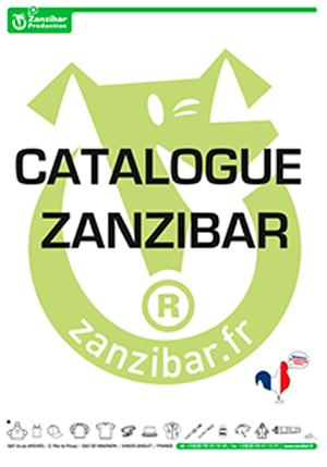 Catalogue complet Zanzibar