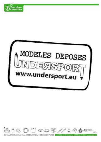 Catalogue Zanzibar Undersport