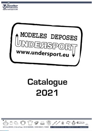 Catalogue Zanzibar Undersport